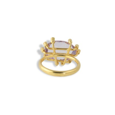 Open Cage Ring
