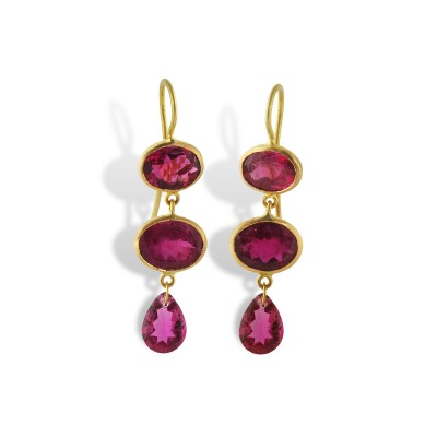 Juneberry Earrings