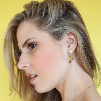Limoncello Drop Earring
