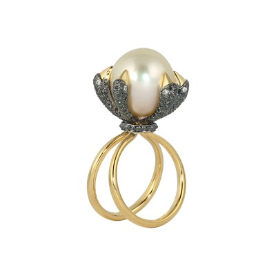 Golden Egg Ring